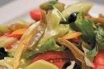 Салат с кактусом