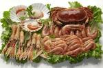 Морепродукты из Испании